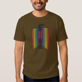 Rainbow Winged Thunderbird Shirt