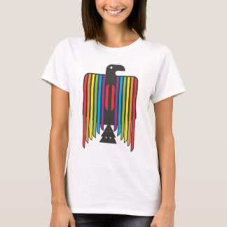 Rainbow Winged Thunderbird T-Shirt
