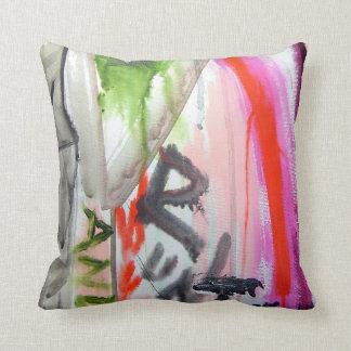 rainbow wish throw cushions