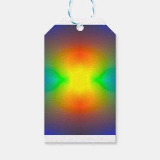 Rainbow World Gift Tags