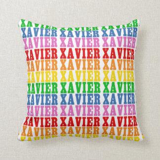 Rainbow Xavier Pillows