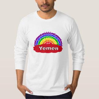 Rainbow Yemen shirt - choose style & color