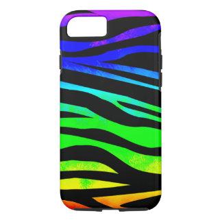Rainbow Zebra iPhone 8/7 Case