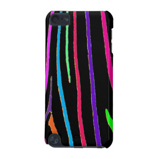 Rainbow Zebra Print iPod Touch (5th Generation) Covers