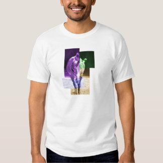 Rainbow Zebra Shirt