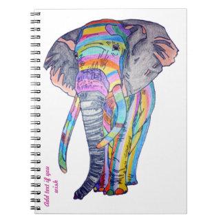 Rainbowphant Notebook