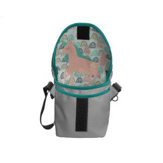 Rainbows and Unicorns Commuter Bag