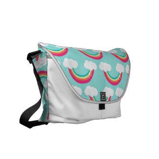 Rainbows Courier Bag
