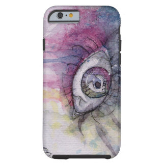 Rainbow's Eye iPhone Case