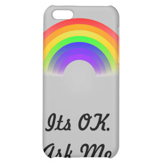 Rainbows Cover For iPhone 5C