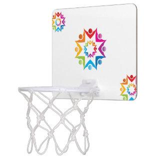 rainbowstar basketball goal mini basketball hoop