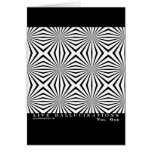 Rainbowtruth Live Hallucinations Optical Illusion Greeting Cards