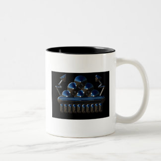 RainCloud Two-Tone Mug