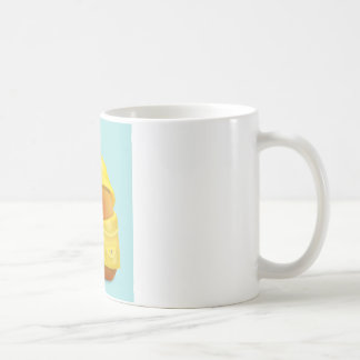 Raincoat Ruby Basic White Mug
