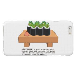 < Raincoat winding > KAPPA-MAKI iPhone 6 Plus Case