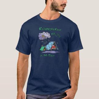 Raindrops Camping T-Shirt