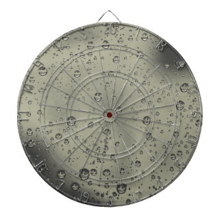 Raindrops Dartboard With Darts