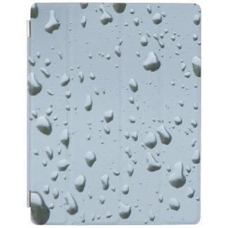 Raindrops iPad Cover