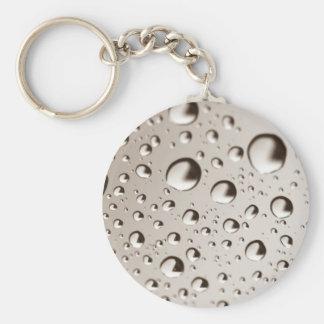 Raindrops Key Ring