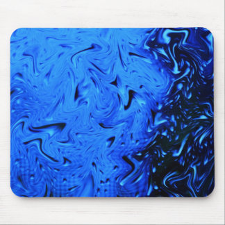 Raindrops Mouse Pad