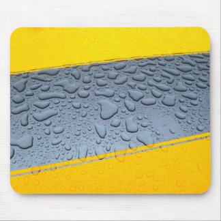 Raindrops Mouse Pad