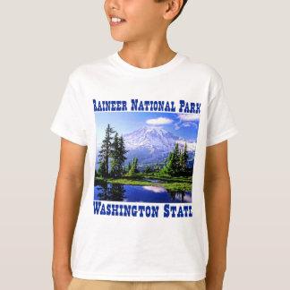 Raineer National Park - Washington State T-Shirt