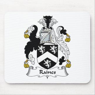 Raines Family Crest Mouse Mat