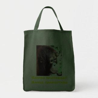 Rainforest and Orangutans Bags