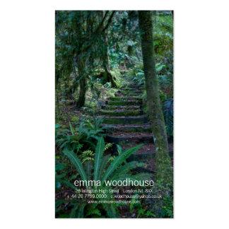 Rainforest Business Cards