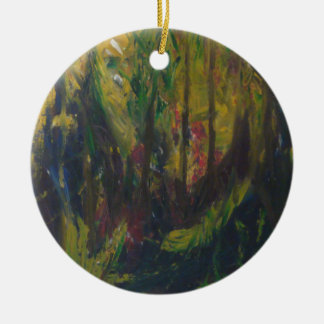 Rainforest Christmas Ornament