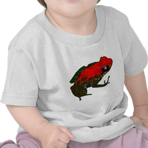 Rainforest Dart Frog T Shirts