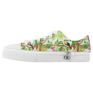 Rainforest Printed Shoes