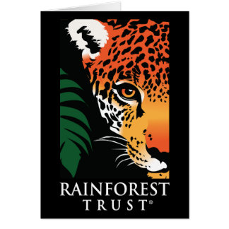 Rainforest Trust Notecard