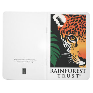 Rainforest Trust Pocket Journal