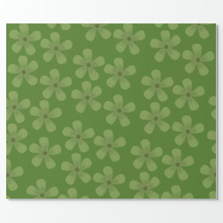 Raining Blossoms wrapping paper