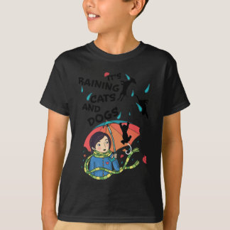 Raining Cats And Dogs T-Shirt