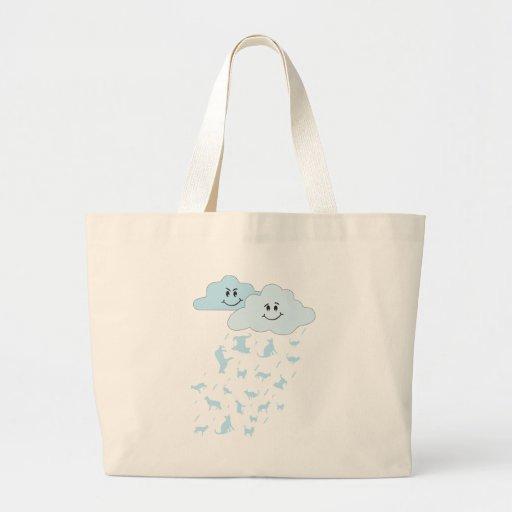 raining cats & dogs bags