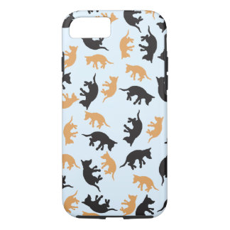 Raining Chihuahuas and Rat Terriers iPhone 7 Case