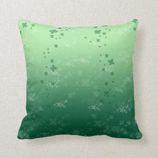Raining Clover Cushion