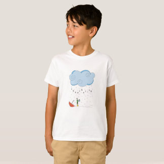 Raining Inspiration Kids T-Shirt