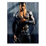 Raining Men Postcard