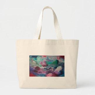 Rainstorm Canvas Bag