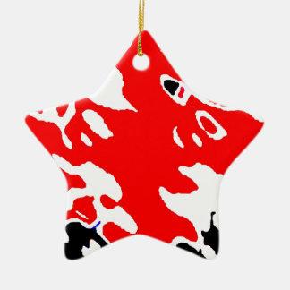 RAINY BRITAIN CHRISTMAS ORNAMENT