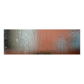 Rainy Day Bookmark Business Card