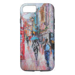 Rainy Day Carnaby Street iPhone 8/7 Case