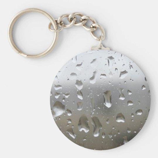 Rainy Day Gifts Basic Round Button Key Ring