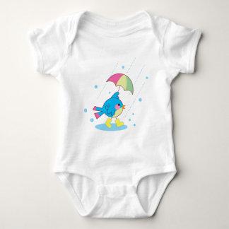 Rainy Day Infant Creeper