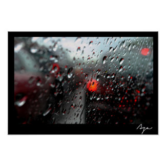 Rainy Day Posters