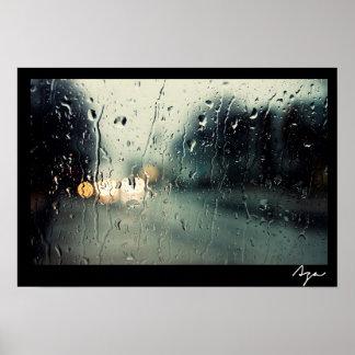 Rainy Day Print