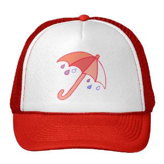 Rainy Day Umbrella Hats